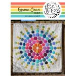 Radiating Circles Quilt Pattern by Freebird Quilting Designs by Free Bird Quilting Designs Applique - OzQuilts
