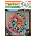 Modern Mandala Quilt Pattern by Freebird Quilting Designs by Free Bird Quilting Designs Applique - OzQuilts