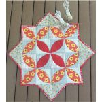 Spitting Seeds Table Topper Cut Loose Press Pattern by Cut Loose Press Patterns Cut Loose Press Patterns - OzQuilts