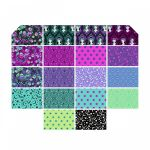 "De La Luna by Tula Pink 10"" Squares Pack  42 pieces by Tula Pink Tula Pink - OzQuilts"