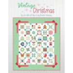 Vintage Christmas Book by Lori Holt by Lori Holt from Bee in My Bonnet Christmas - OzQuilts