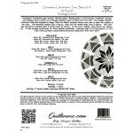 Christmas Celebrations Tree Skirt By Quiltworx -Extra Foundation Papers Only by Quiltworx Christmas - OzQuilts