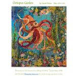Octopus Garden Collage Pattern by Fiberworks Collage  - OzQuilts