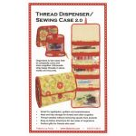Thread Dispenser / Sewing Case Bag Pattern by Annie Unrein by ByAnnie Bag Patterns - OzQuilts