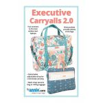 Executive Carryalls 2.0 Bag Pattern by Annie Unrein by ByAnnie Bag Patterns - OzQuilts