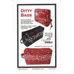 Ditty Bags Bag Pattern by Annie Unrein by ByAnnie Bag Patterns - OzQuilts