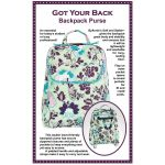 Got Your Back Bag Pattern by Annie Unrein by ByAnnie Bag Patterns - OzQuilts