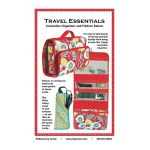Travel Essentials Bag Pattern by Annie Unrein by ByAnnie Bag Patterns - OzQuilts