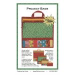 Project Bags Pattern by Annie Unrein by ByAnnie Bag Patterns - OzQuilts