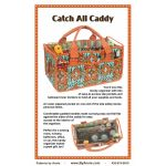 Catch All Caddy Bag Pattern by Annie Unrein by ByAnnie Bag Patterns - OzQuilts