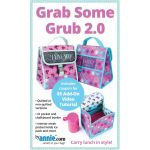 Grab Some Grub 2.0 Bag Pattern by Annie Unrein by ByAnnie Bag Patterns - OzQuilts