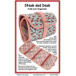 Stash And Dash Bag Pattern by Annie Unrein by ByAnnie Bag Patterns - OzQuilts