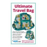 Ultimate Travel Bag Pattern by Annie Unrein by ByAnnie Bag Patterns - OzQuilts