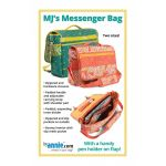 Mj's Messenger Bag Pattern by Annie Unrein by ByAnnie Bag Patterns - OzQuilts
