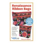 Renaissance Ribbons Bags Pattern by Annie Unrein by ByAnnie Bag Patterns - OzQuilts