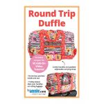Round Trip Duffle Bag Pattern by Annie Unrein by ByAnnie Bag Patterns - OzQuilts