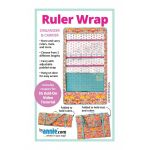 Ruler Wrap Bag Pattern by Annie Unrein by ByAnnie Bag Patterns - OzQuilts