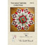 The Night Before Christmas Tree Skirt Pattern by  Christmas - OzQuilts