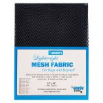 "Lightweight Mesh Fabric By Annie  18"" x 54"" Navy by ByAnnie By Annies Fabric Mesh, Vinyl, Strapping - OzQuilts"