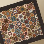 Stars in the Garden II Pattern by Yellow Creek Designs EPP Patterns & Books - OzQuilts