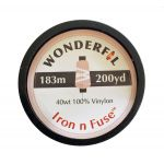 Iron 'n Fuse - Fusible Thread by Wonderfil  Fusible Thread - OzQuilts