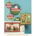 Jingle All the Way Book by Art to Heart by Art to Heart Art to Heart - OzQuilts
