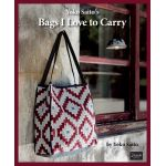Yoko Saitos Bags I Love to Carry by  Books - OzQuilts