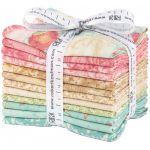 Paris Romance by Tre Sorelle Studios - Garden Colorstory 12 Fat Quarter Bundle by Robert Kaufman Fabrics Fat Quarter Packs - OzQuilts