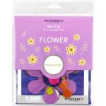 Sue Spargo Flower Colourway 2 Precut Wool Kit by Wonderfil  Sue Spargo Wool Felt PreCut Kits - OzQuilts