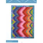 Jelly Roll Bargello Quilts by Landauer Publishing Books - OzQuilts