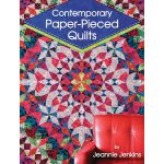 Contemporary Paper-Pieced Quilts by Jeannie Jenkins by Landauer Publishing Books - OzQuilts