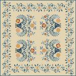 Lucky Charm Quilt Pattern by Edyta Sitar by Edyta Sitar of Laundry Basket Quilts Applique - OzQuilts