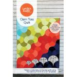 Clam Toss Quilt Pattern for the Clammy Rulers by Latifah Saafir Studios Quilt Patterns - OzQuilts