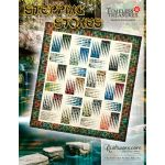 Stepping Stones Quilt Pattern & Foundation Papers by Judy Niemeyer by Quiltworx Judy Niemeyer Quiltworx - OzQuilts