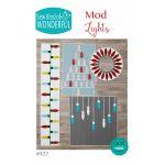 Mod Lights Pattern by Sew Kind of Wonderful by Sew Kind of Wonderful Quilt Patterns - OzQuilts