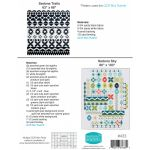 Sedona Quilt Pattern by Sew Kind of Wonderful by Sew Kind of Wonderful Quilt Patterns - OzQuilts