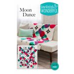 Moon Dance Quilt Pattern by Sew Kind of Wonderful by Sew Kind of Wonderful Quilt Patterns - OzQuilts
