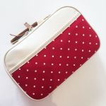 Matilda's Own Craft Case - Cream & Red by Matilda's Own Organisers - OzQuilts