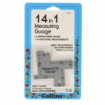 Collins Sewing Gauge 14 in 1 by Collins Other Notions - OzQuilts