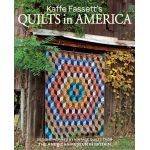 Quilts in America Book by Kaffe Fassett by The Kaffe Fassett Collective Kaffe Fassett - OzQuilts