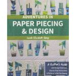 Adventures in Paper Piecing & Design by Sarah Elizabeth Sharp by Stash Paper Piecing - OzQuilts