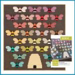 Beehive Quilt Kit by Elizabeth Hartman by Elizabeth Hartman Kits - OzQuilts