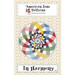 In Harmony Pattern by Sandy Klop by  Quilt Patterns - OzQuilts
