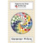 Gnomonic Motion Pattern by Sandy Klop by  Quilt Patterns - OzQuilts