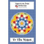 To the Nines Pattern by Sandy Klop by  Quilt Patterns - OzQuilts