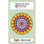 Into Accord Pattern by Sandy Klop by  Quilt Patterns - OzQuilts