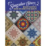 Singular Stars Lone Star Quilts by Judy Martin by Judy Martin Quilt Books - OzQuilts