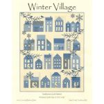 Winter Village Quilt Pattern by Edyta Sitar by Edyta Sitar of Laundry Basket Quilts Quilt Patterns - OzQuilts