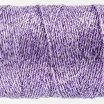 Wonderfil Sizzle 8wt Rayon & Metallic, Mauve (SM87) Thread by Wonderfil  Sizzle 8wt Rayon & Metallic - OzQuilts