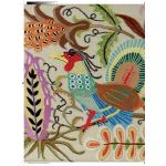 Embroidered Treasures Birds by Dr Annette Collinge by  Embroidery - OzQuilts